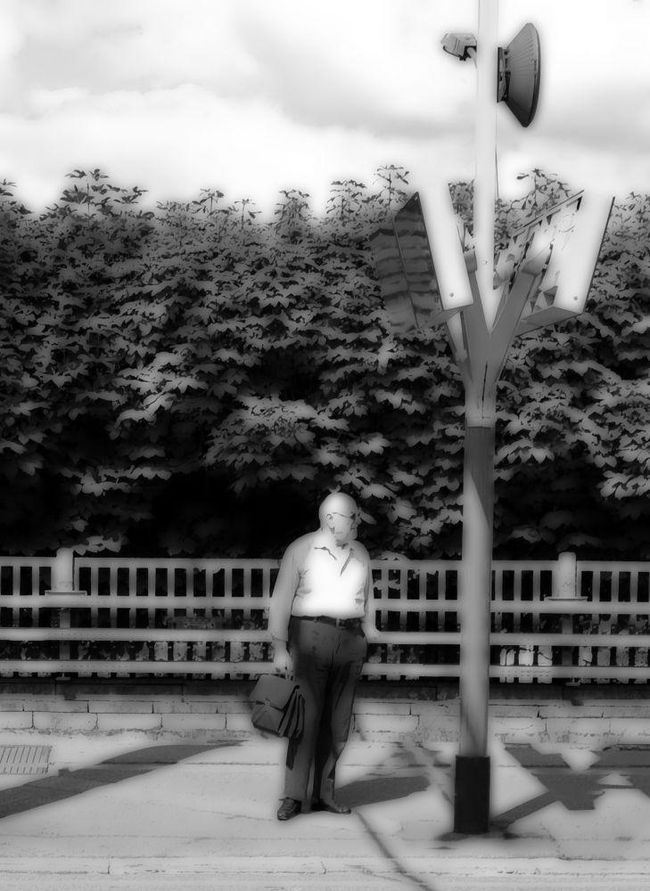 A MAN. by stephanebourmaudbaudet