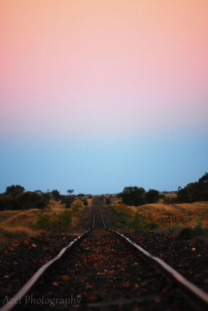 Long Tracks  by Acct Photography