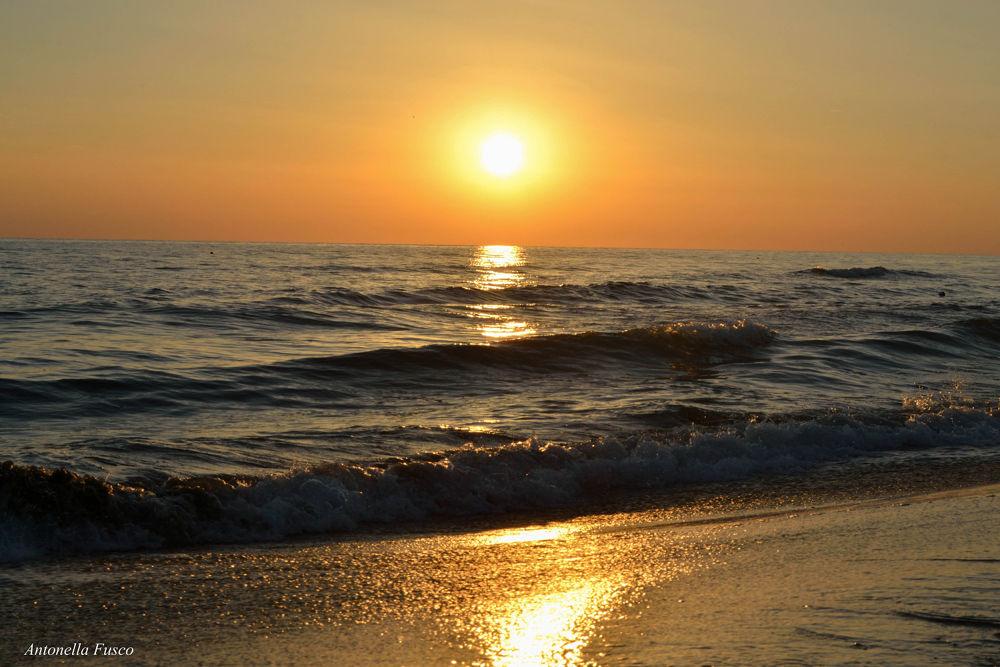 Paesaggio-mare by antonellafusco35