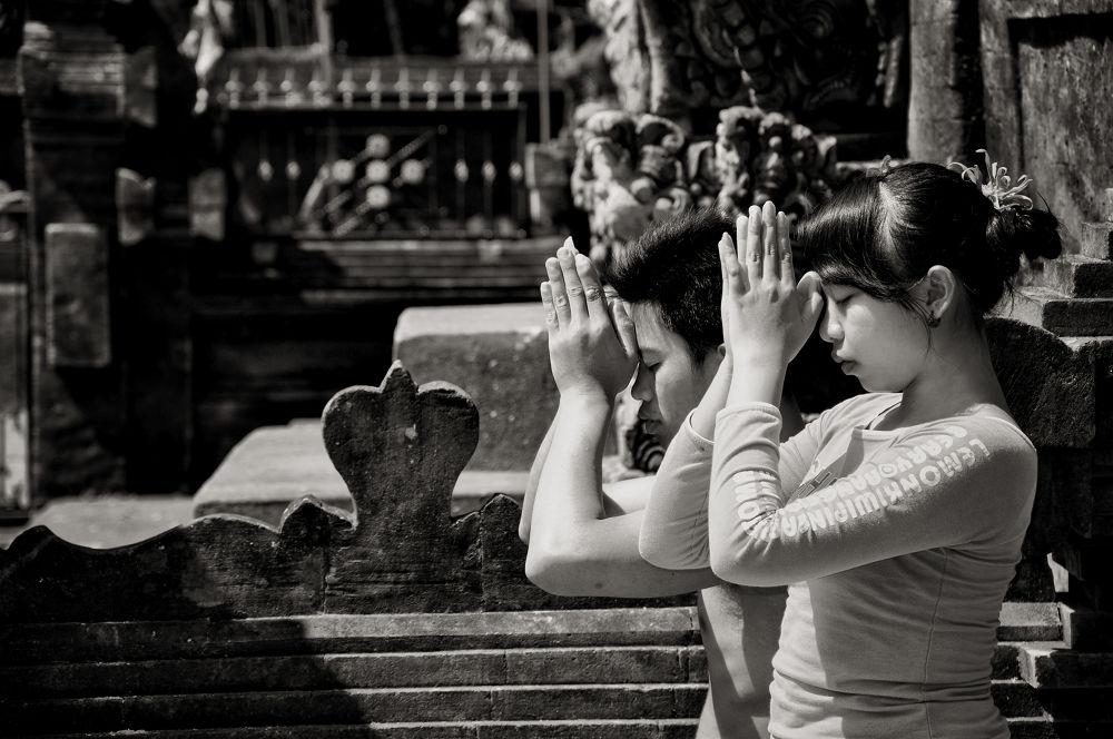 Pray by Israel Lebang