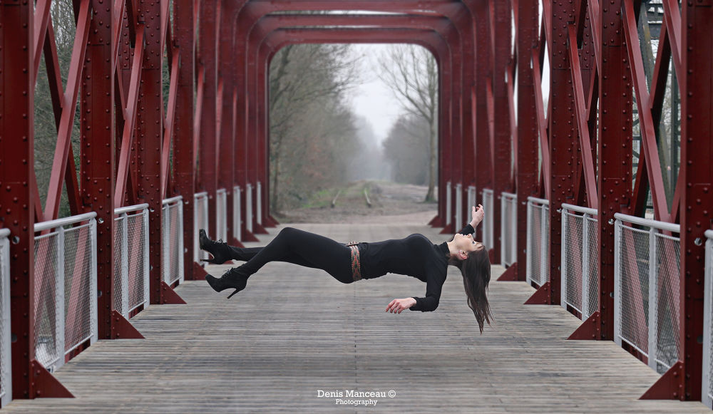 Weightlessness.. by Denis Manceau Photography