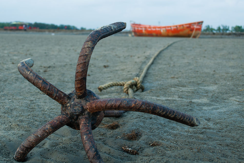 anchored... by moinhabib