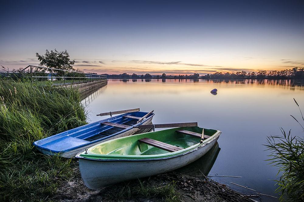 Lac de Trebon by julien Magnan