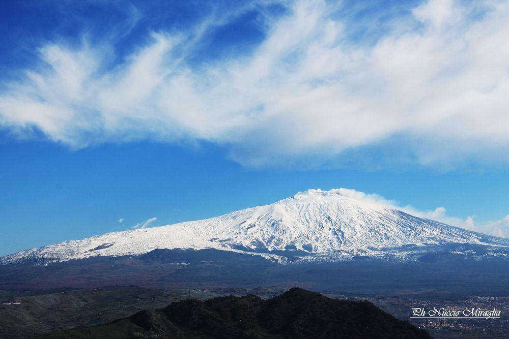 Etna by nucciomiraglia