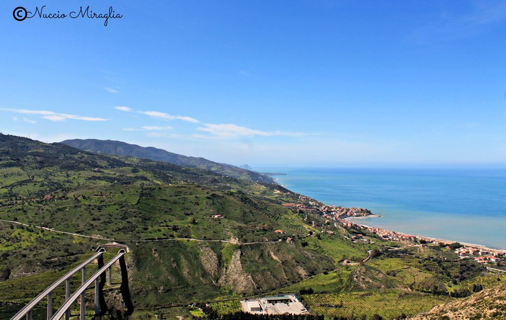 Costa Siciliana by nucciomiraglia
