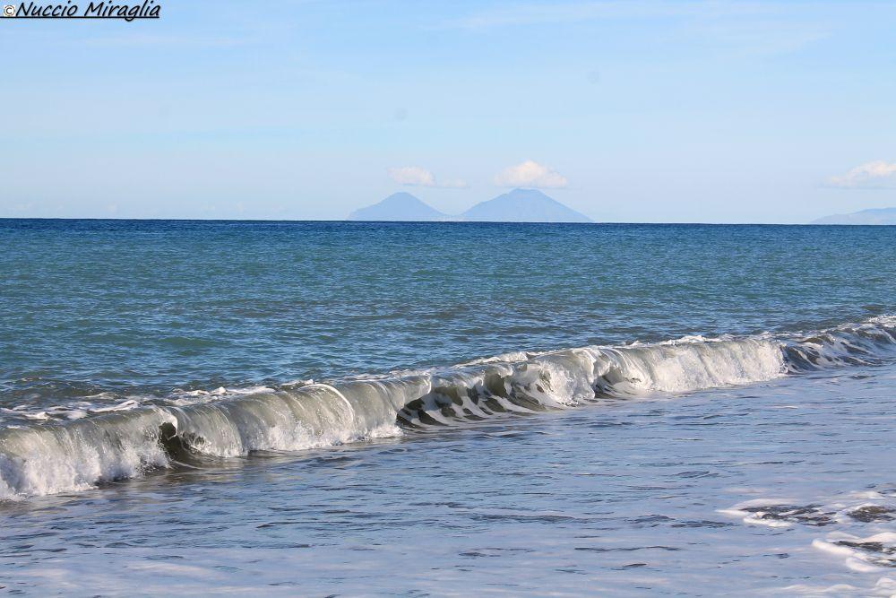 Photo in Landscape #isole #salina #mare #sicilia