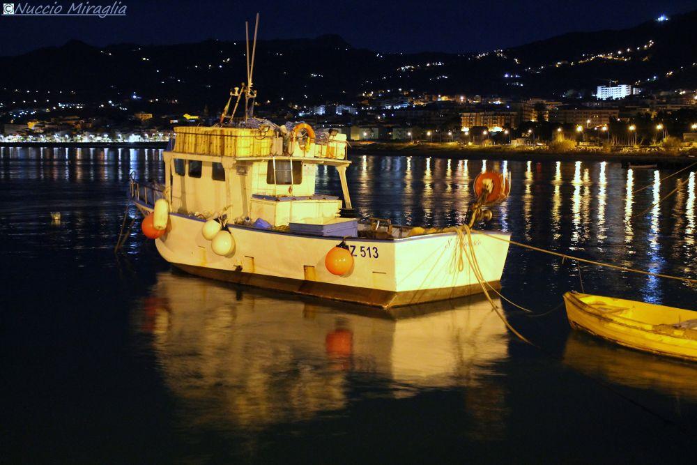 Barca da pesca by nucciomiraglia