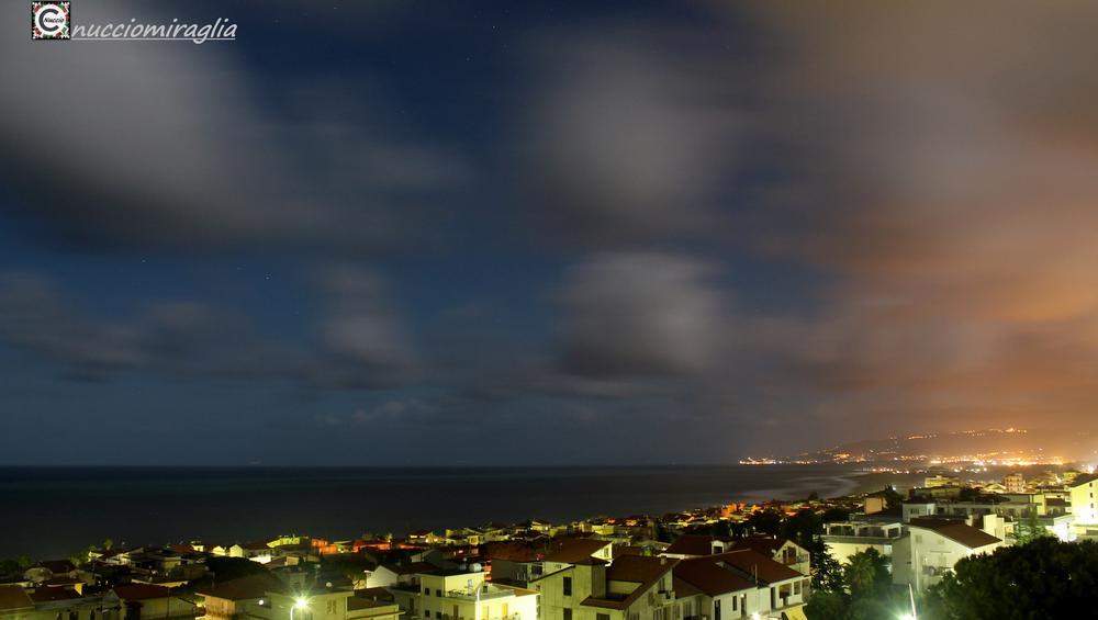 Photo in Landscape #notte #luna piena #sicilia