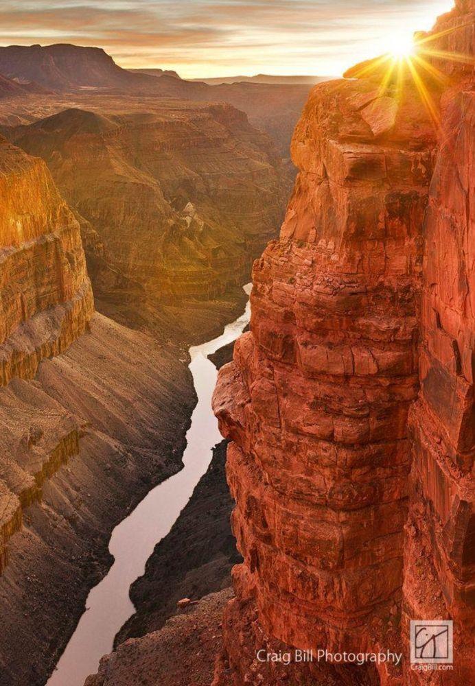 Solar Cliffs by Craig Bill