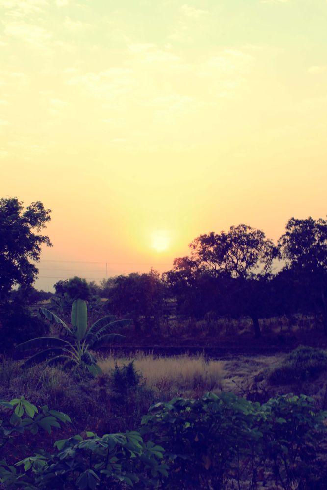 sunrise by TheresiaSherly