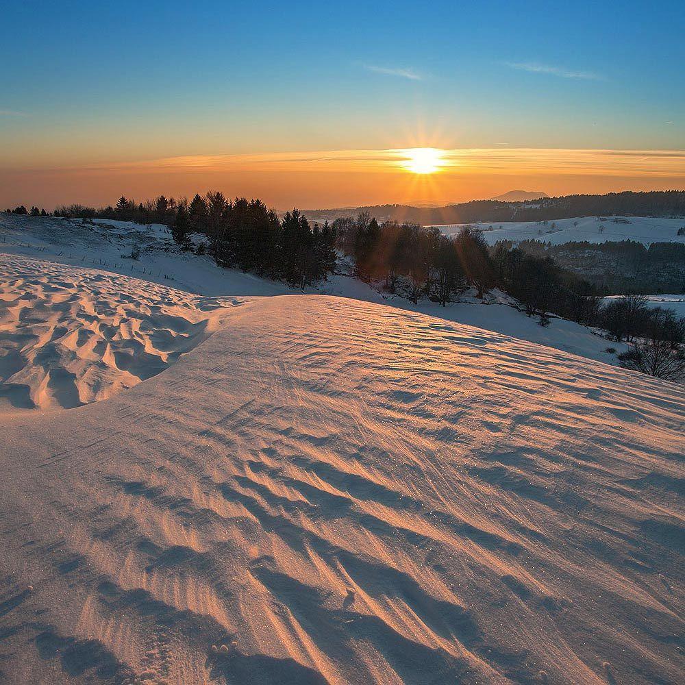 Lessinia Snow by Nicola Valsecchi