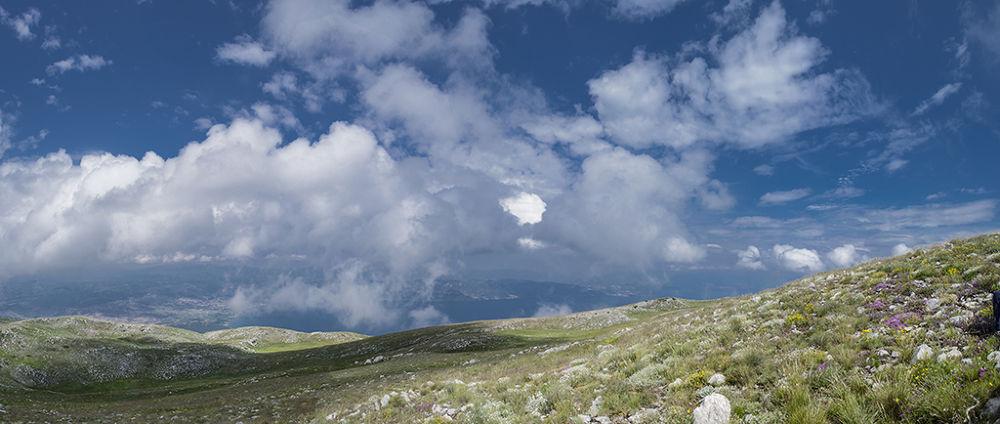 panorama galicica  by Горан Петровски