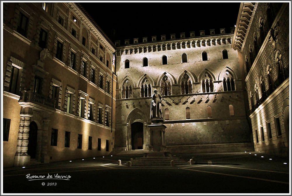Siena (Italy) by Rossano de Marinis