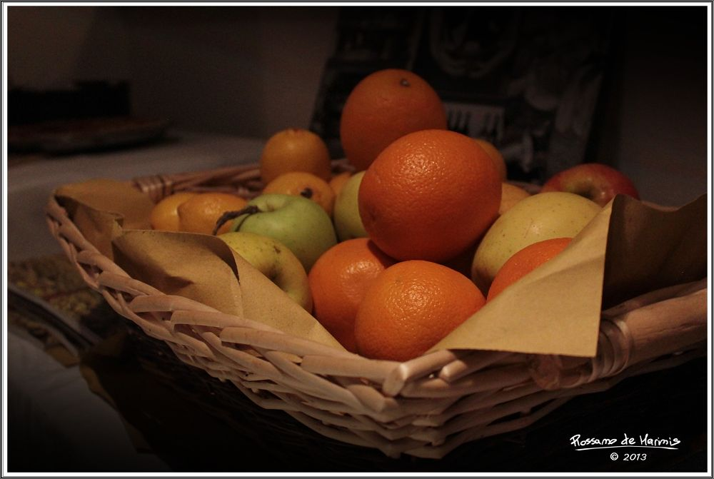 The Fruits by Rossano de Marinis