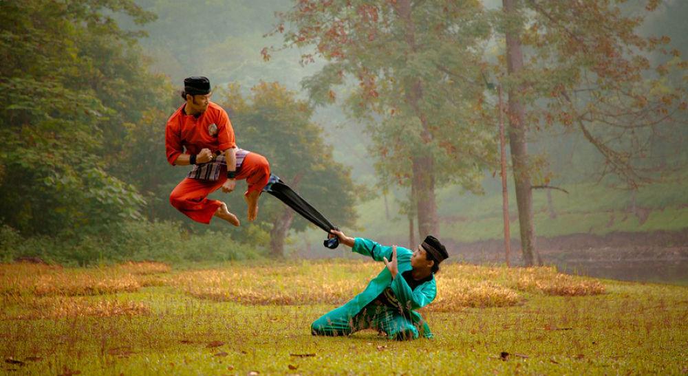 self-defense arts by didinugroho9