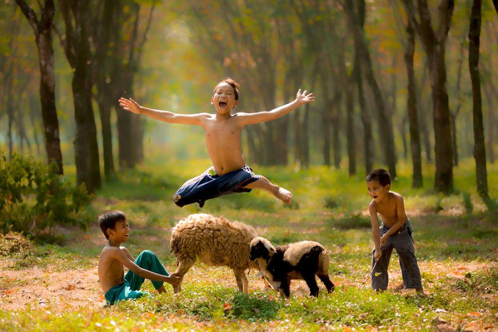 Jump Jump and Jump by didinugroho9