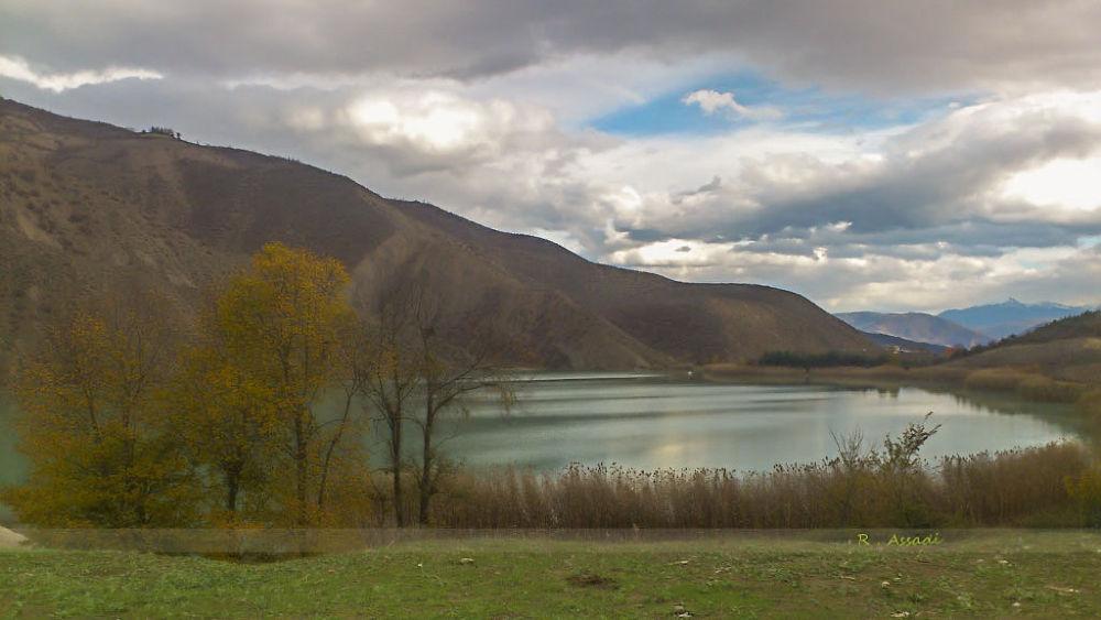 Vallasht Lake by rasool assadi