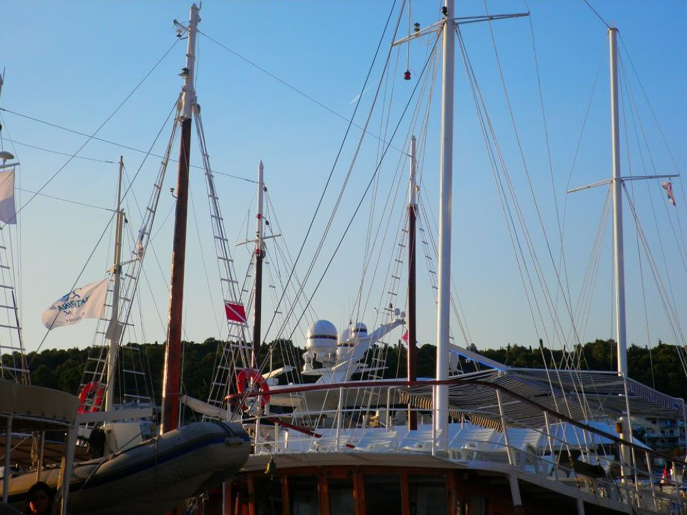 boats by jasminaspasovska