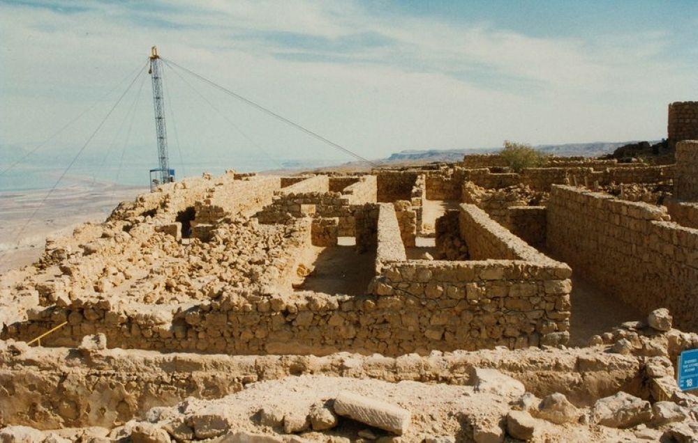 Israel_Masada-108 by Arie Boevé