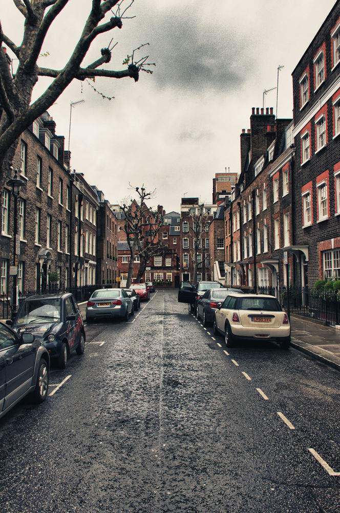 Streets of London by Bastian Schimpf