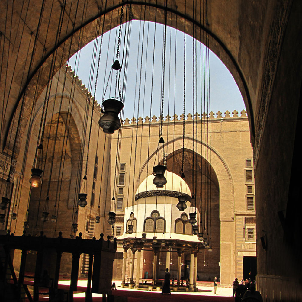Sultan Hassan Mosque  by bannamohamed