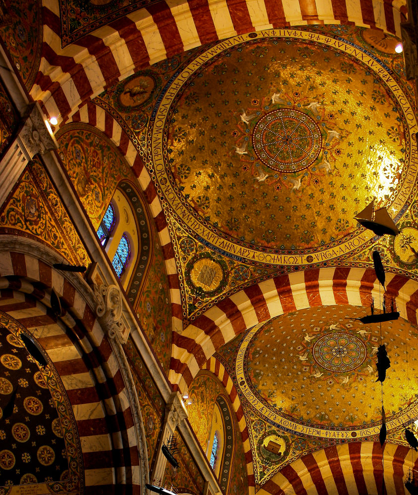 Notre-Dame de la Garde by Mam'zelle Kaelle