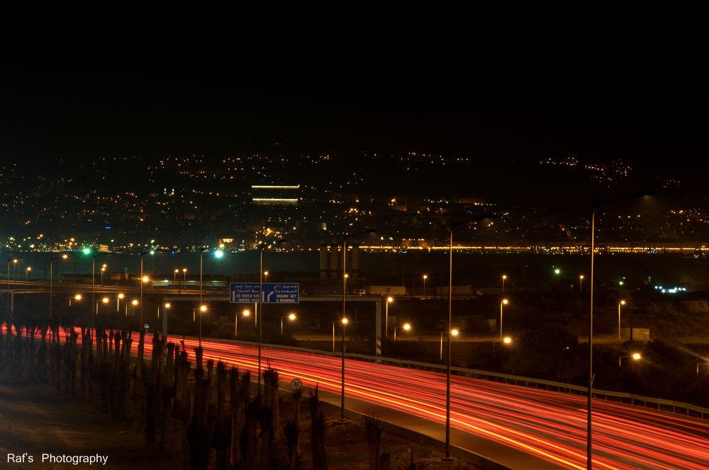 The road to Algiers by Rafik KEBIR