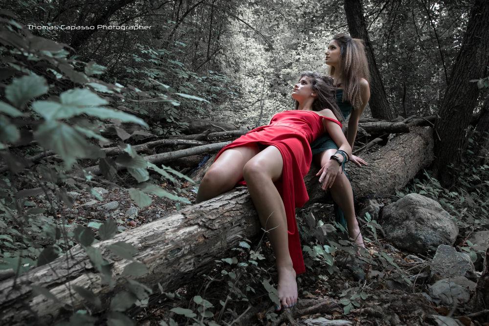 Sisters by CapassoThomas
