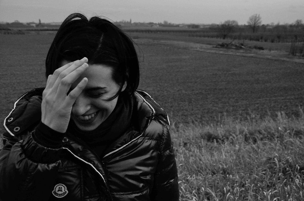 Photo in Portrait #woman #smile #happy