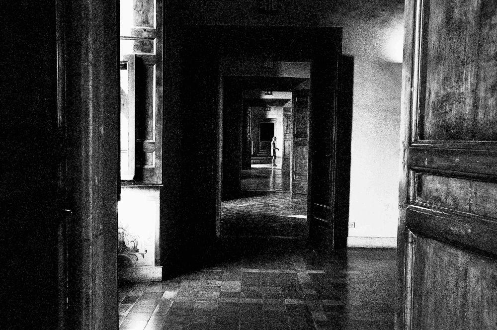 Photo in Random #person #presenze #attendance #villa d'este #tivoli #roma #italy