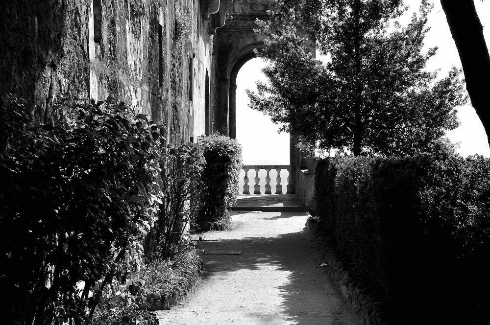 Photo in Random #terrace #villa d'este #rome #italy #garden #giardino #panorama