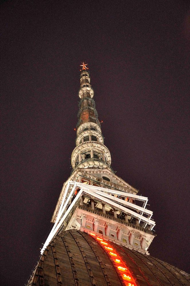 Torino - La Mole  by luigiioriofotografia