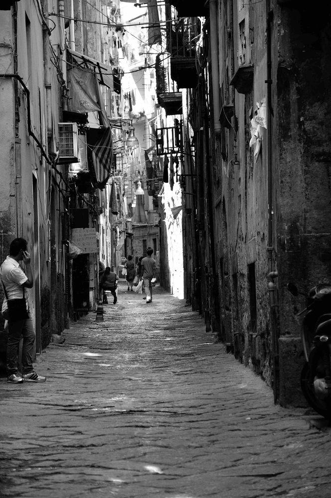 Photo in Random #life #alleys #napoli #naples #italy #people #neapolitan