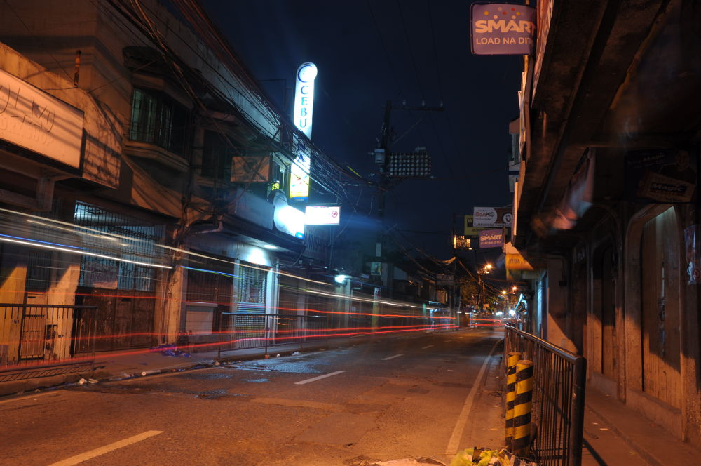 In the Busy streets of Navotas by Miguel S. Soler Jr