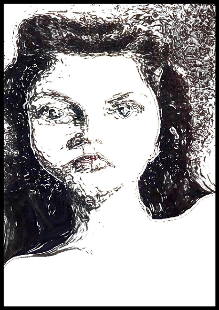 Pouty_Mary__Portrait_Four_by_NooYawkGurrl by nooyawkgurrl