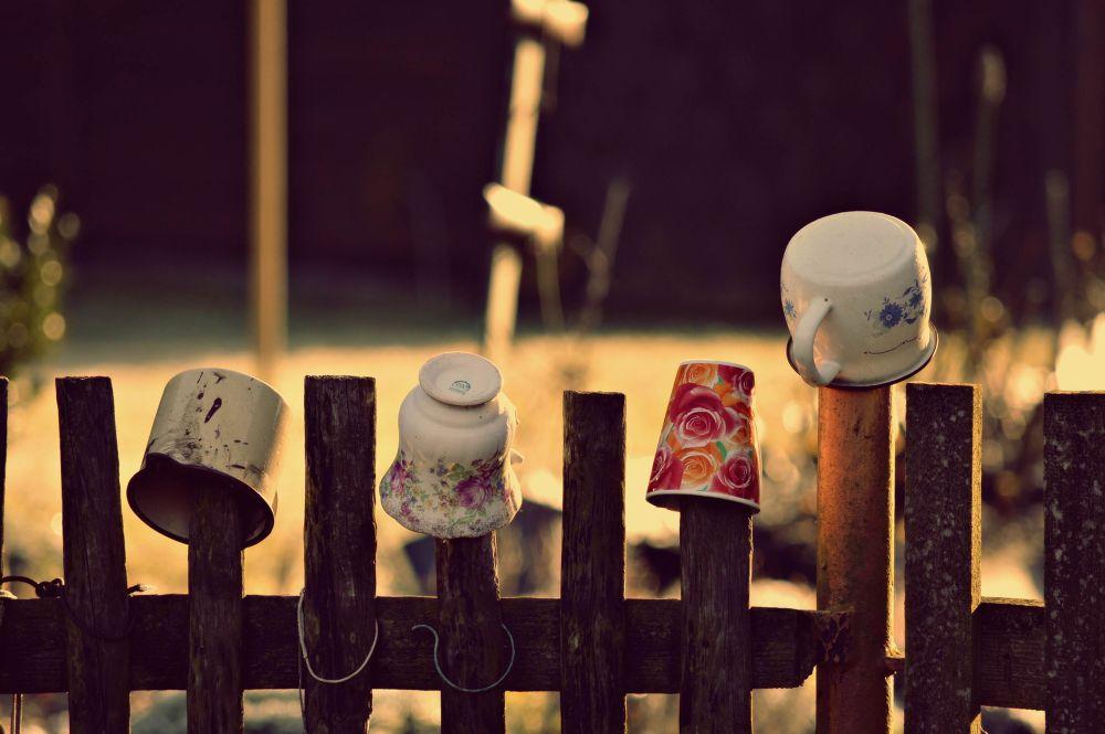 fence jewelry by agneswuensche