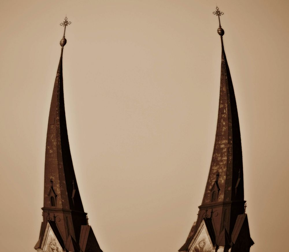 towers by agneswuensche