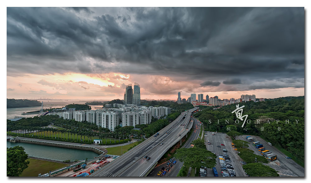 Storm by Sinography