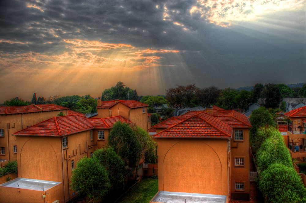 A Morning at Johannesburg by Shashank Tomar