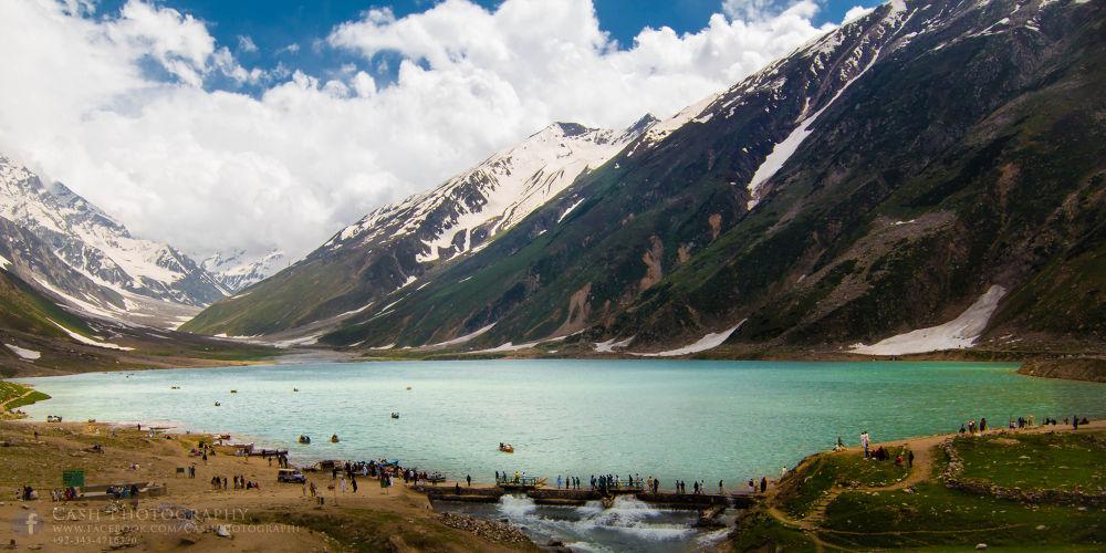 Lake Saif ul Malook by kashifaman