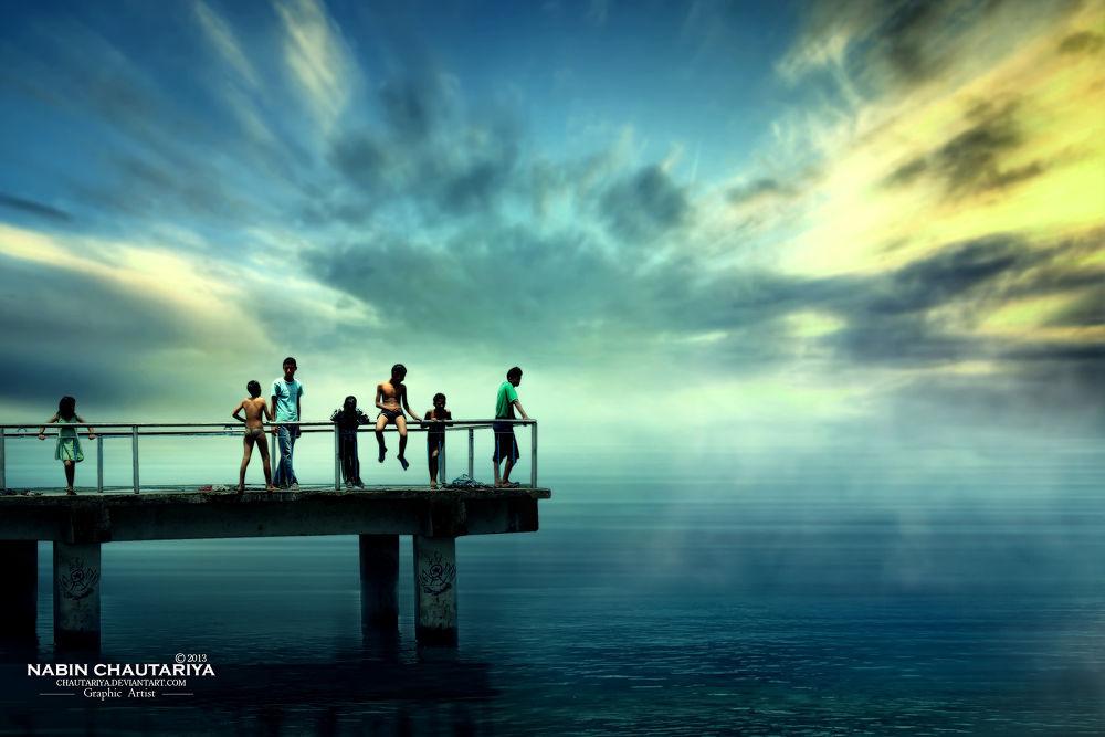 plan to start swimming by nabinnchautariyaa