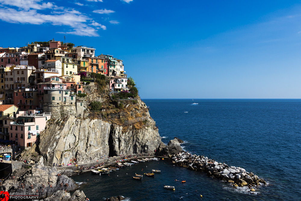 Manarola by Raffaello Terreni Photography