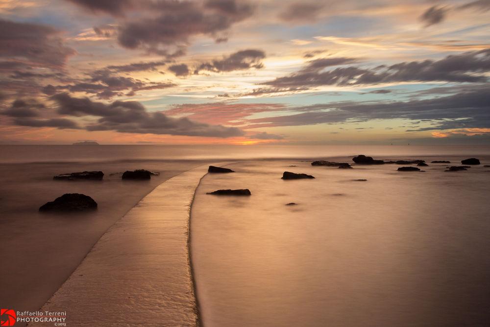 Caramel Sea by Raffaello Terreni Photography