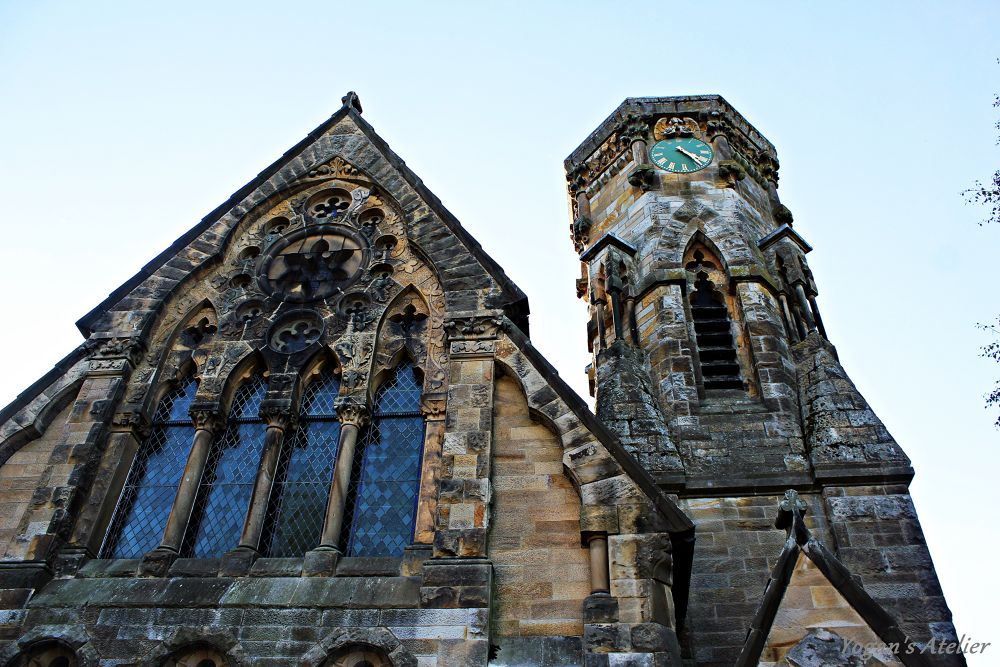 penicuik south kirk by Yogan Doss