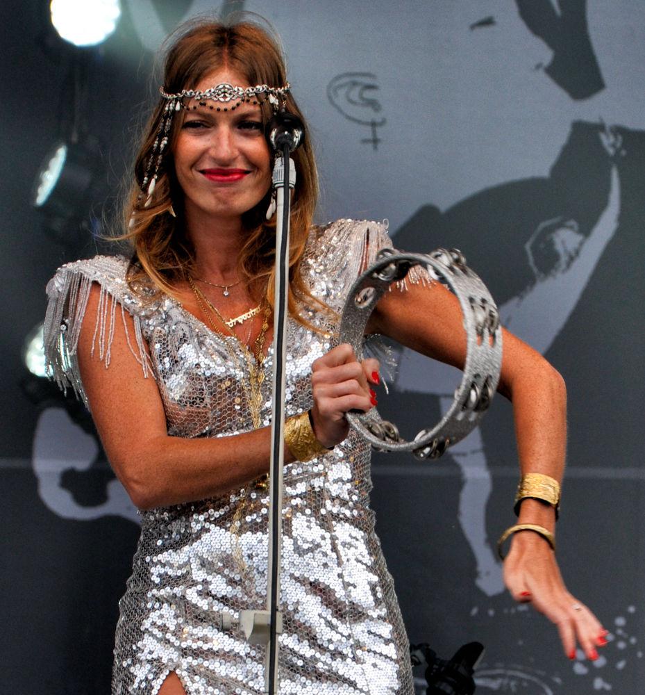 Brigitte en concert by tchaba