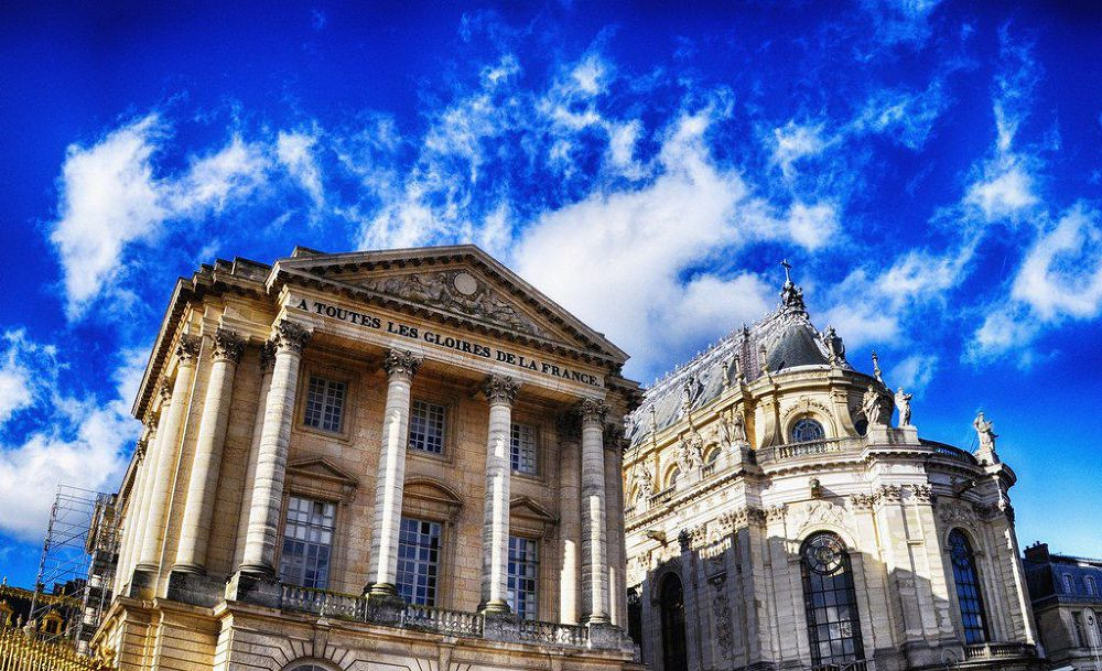 Versailles by tchaba