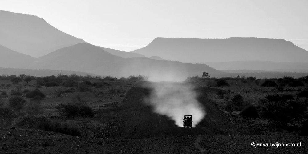Dust in the Wind by Jen van Wijngaarden