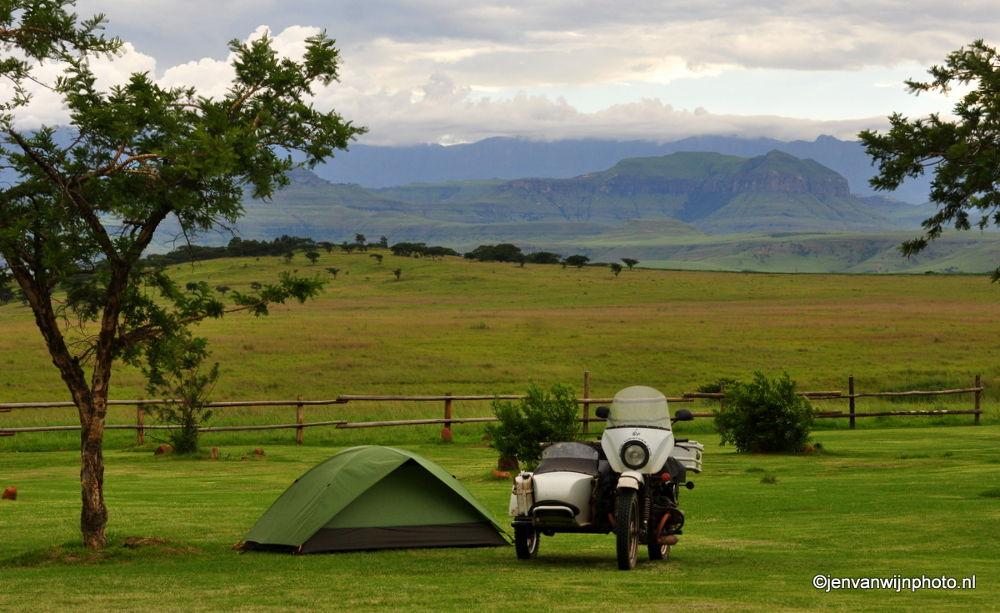 Easy camping life by Jen van Wijngaarden