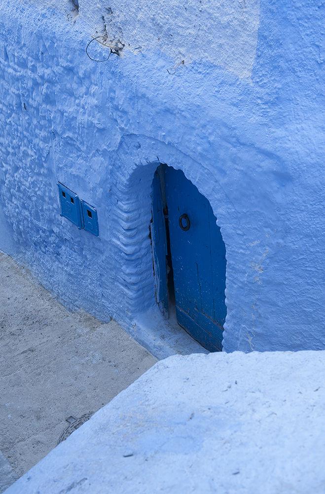 Blue City by desmcmahon5