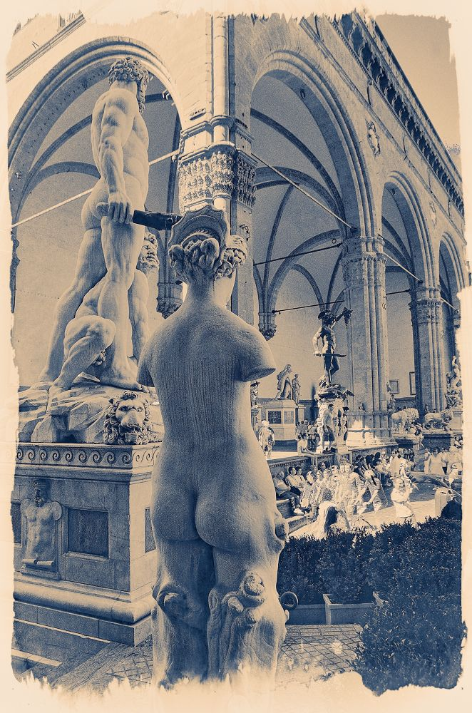 Photo in Vintage #ypa2013 #firenze #italy #art vintage #sculpture